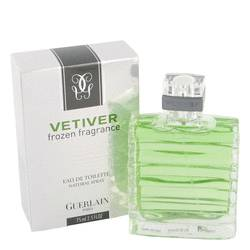 Vetiver Frozen