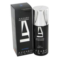 Azzaro Deodorant by Azzaro, 150 ml Deodorant Spray for Men