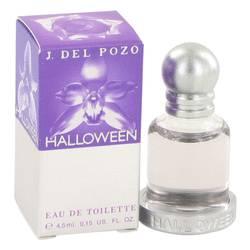 Halloween Mini by Jesus Del Pozo, .13 oz Mini EDT for Women