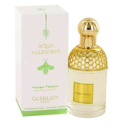 Aqua Allegoria Herba Fresca Perfume by Guerlain, 75 ml Eau De Toilette Spray (Unisex) for Women from FragranceX.com