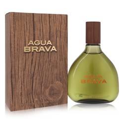 Agua Brava Gift Set by Antonio Puig Gift Set for Men Includes 1.7 oz Cologne + 1.7 oz After Shave + Agua Brava Watch