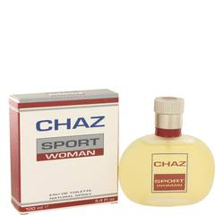 Chaz Sport Perfume by Jean Philippe, 100 ml Eau De Toilette Spray for Women