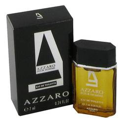 Azzaro Cologne by Azzaro 0.23 oz Mini EDT
