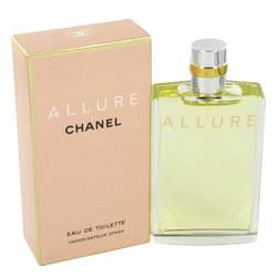 Allure Perfume by Chanel, 1.7 oz EDT for Women
