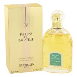 Jardins De Bagatelle Perfume by Guerlain, 3.4 oz Eau De Parfum Spray for Women