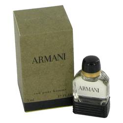 Armani Mini by Giorgio Armani, .24 oz Mini EDT for Men