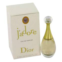 Jadore Mini by Christian Dior, .17 oz Mini EDP for Women