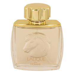 Lalique Equus Cologne by Lalique, 75 ml Eau De Parfum Spray (Horse) for Men