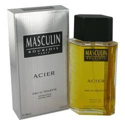 Masculin Acier