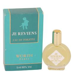 Je Reviens Mini by Worth, 7 ml Mini EDT for Men from FragranceX.com