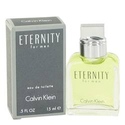 Eternity Cologne by Calvin Klein, .5 oz EDT for Men