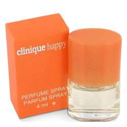 Happy Mini by Clinique, .14 oz Mini EDP Spray for Women