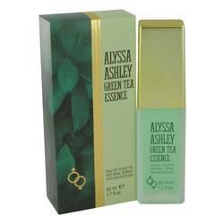 Alyssa Ashley Green Tea Essence Perfume by Alyssa Ashley, 3.4 oz Eau De Toilette Spray for Women