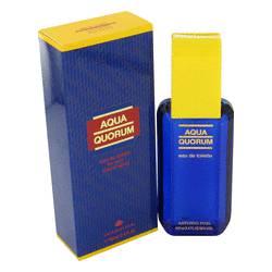 Aqua Quorum Cologne by Antonio Puig, 100 ml Eau De Toilette for Men
