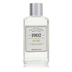 1902 Green Tea Cologne by Berdoues, 4.2 oz Eau De Cologne Spray (Tester) for Men