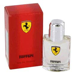 Ferrari Red Mini by Ferrari, 4 ml Mini EDT for Men