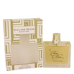 Celine Dion Signature