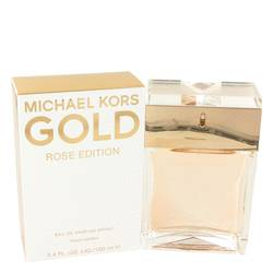 Michael Kors Gold Rose
