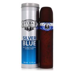 Cuba Silver Blue
