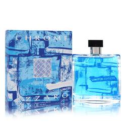 Chrome Summer Cologne by Azzaro, 3.4 oz EDT Spray (Limited Edition 2013-unboxed) for Men