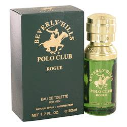 Beverly Hills Polo Club Rogue Cologne by Beverly Fragrances, 3.4 oz Eau De Toilette Spray for Men