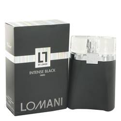 Lomani Intense Black