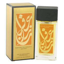 Calligraphy Saffron