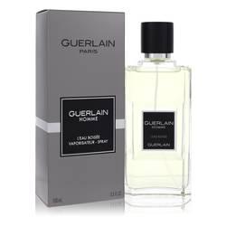 Guerlain Homme L'eau Boisee Cologne by Guerlain, 100 ml Eau De Toilette Spray (Tester) for Men