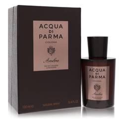 Acqua Di Parma Colonia Ambra Cologne by Acqua Di Parma, 3.3 oz EDC Concentrate Spray (unboxed) for Men