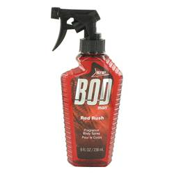 Bod Man Red Rush
