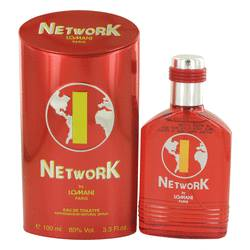 Lomani Network 1 Red