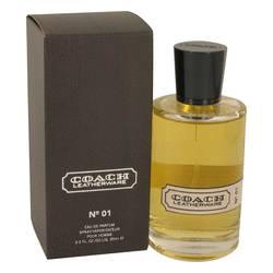 Coach Leatherwear No. 1 Cologne by Coach, 95 ml Eau De Parfum Spray (unboxed) for Men