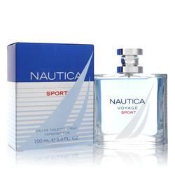 Nautica Voyage Sport Cologne by Nautica, 150 ml Body Spray for Men