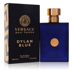 Versace Pour Homme Dylan Blue Subscription by Versace, 8 ml Travel Spray for Men