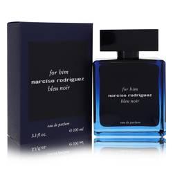 Narciso Rodriguez Bleu Noir Cologne by Narciso Rodriguez, 100 ml Eau De Parfum Spray for Men