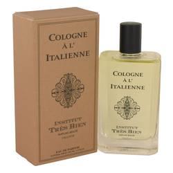 Cologne A L'italienne Perfume by Institut Tres Bien, 3.4 oz Eau De Parfum Spray (Teser) for Women