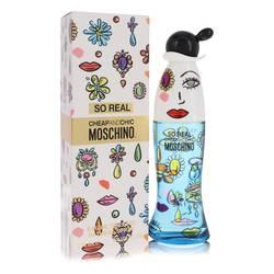 Cheap & Chic So Real Perfume by Moschino, 1 oz Eau De Toilette Spray for Women