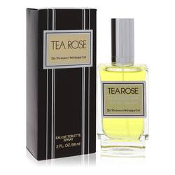 Tea Rose Perfume by Perfumers Workshop 2 oz Eau De Toilette Spray
