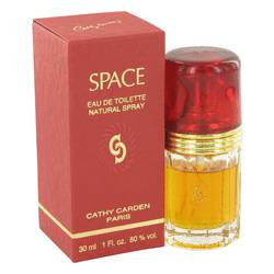 Space Perfume by Cathy Cardin, 30 ml Eau De Toilette Spray for Women