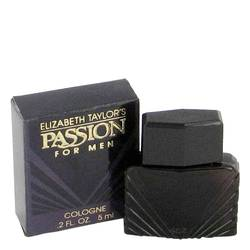 Passion Mini by Elizabeth Taylor, .2 oz Mini Cologne (unboxed) for Men