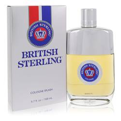 British Sterling Cologne by Dana, 5.7 oz Cologne for Men