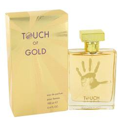 90210 Touch Of Gold Perfume by Torand, 100 ml Eau De Parfum Spray for Women from FragranceX.com