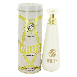 90210 White Jeans Perfume by Torand, 3.4 oz Eau De Toilette Spray for Women