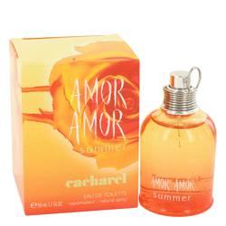 Amor Amor Summer Perfume by Cacharel, 1.7 oz EDT Spray for Women