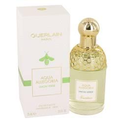 Aqua Allegoria Limon Verde Perfume by Guerlain, 2.5 oz Eau De Toilette Spray for Women