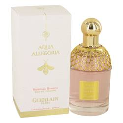 Aqua Allegoria Nerolia Bianca Perfume by Guerlain, 3.3 oz Eau De Toilette Spray for Women