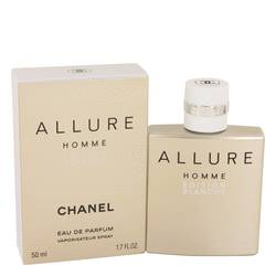 Allure Homme Blanche Cologne by Chanel, 1.7 oz EDP Spray for Men