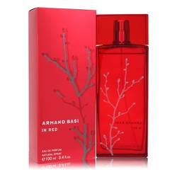 Armand Basi In Red Perfume by Armand Basi, 100 ml Eau De Parfum Spray for Women