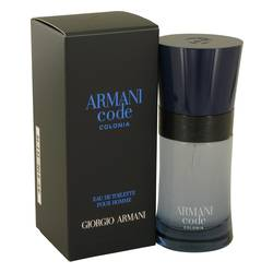Armani Code Colonia Cologne by Giorgio Armani, 1.7 oz Eau De Toilette Spray for Men