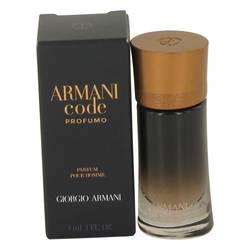 Armani Code Profumo Mini by Giorgio Armani, .1 oz Mini EDP for Men